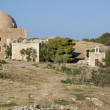 Stock Photo: Mosque Ibrahim khan. Fortezz's fortress. Island of Cret