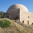 Stock Photo: Mosque Ibrahim khan. Fortezz's fortress.Rethymno. Island of Cret