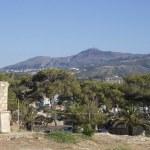 Sacred Ekaterina's church. Fortezz's fortress.Rethymno. Island o — Stock Photo #28741305