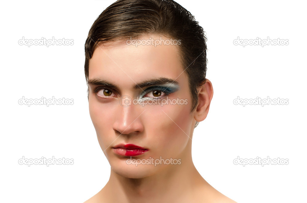 how to make a man into a woman with makeup