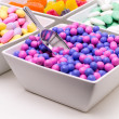 Candy Buffet - Stock Photo