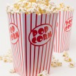 Movie Popcorn — Stock Photo #12229884