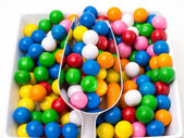 Candy Scoop — Stock Photo