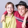Stock Photo: Best Buddies