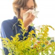 Royalty-Free Stock Photo: Allergies