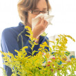 Allergies — Stock Photo