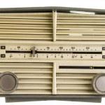 Old AM FM Radio — Stock Photo #25105275