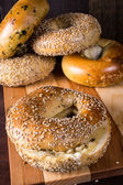 Bagels — Stock Photo