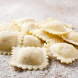 Making homemade ravioli — ストック写真 #12209845