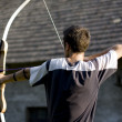 YOUNG ARCHER — Stock Photo #12189541