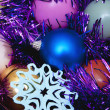 Christmas ornaments — Stock Photo #13918667