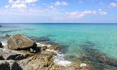 Seascape clear water Phuket island. Thailand — Stock Photo