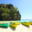 Ko hong, krabi, thailand — Stock Photo #13244226