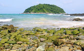 Yanui beach, Phuket Thailand — Stock Photo