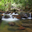 waterfall in phuket thailand — Stock Photo