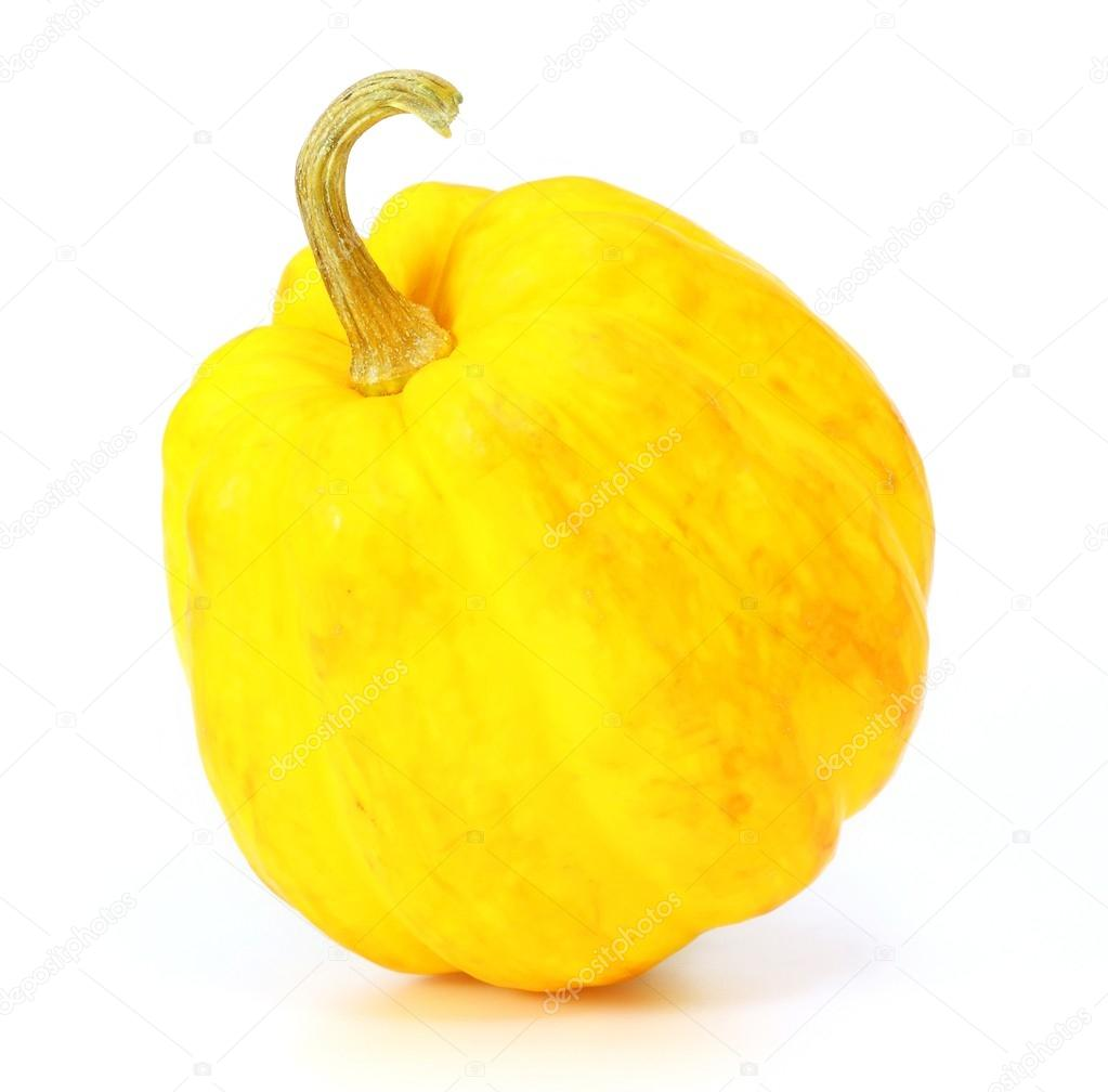 Yellow pumpkin  Stock Photo #13339211