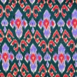 Pattern on thai cloth texture of general traditional thai style — Stock Photo