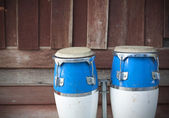 Two congas — Stock Photo