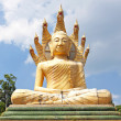 Buddha Statue in the temple of phangnga, Thailand — Foto de Stock
