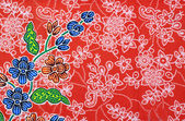 Pattern of Thailand native cloths — Foto Stock
