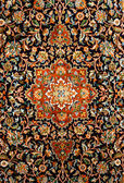 Oriental Persian Carpet Texture — Stock Photo
