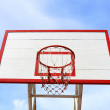 Basketball hoop — Stock Photo #24856255