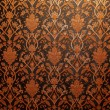 Vintage traditional thai line art wallpaper — Stock Photo #25555625