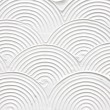 White textured acrylic painting background — Photo