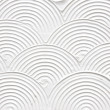 Stock Photo: White textured acrylic painting background