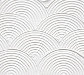 White textured acrylic painting background — Stock Photo