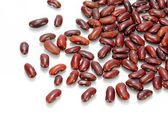 Kidney beans on white background  — Stock Photo