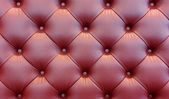 Brown sofa leather background  — Stock Photo