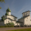 Church of the Epiphany in Pskov — Stock Photo