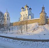Kathedrale der heiligen dreifaltigkeit — Stockfoto