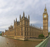 The Palace of Westminster — Foto de Stock
