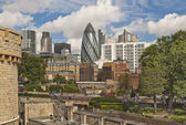 Pictures of London — Stock Photo