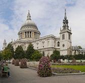 собор святого павла — Стоковое фото