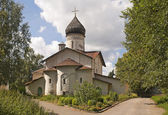 Ancient church of the Ascension of the former Old Monastery of the Ascension — Stock Photo