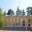 orthodox monastery — Stock Photo