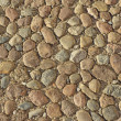 Background with granite stones — Stock Photo