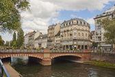 Strasbourg architecture — Stock Photo