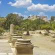 Stock Photo: Athens landscape