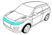 Car vector — Stock Vector