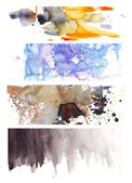 Watercolor background 11 — Stock Photo