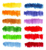 Marker color set — Stock Photo