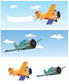 Planes 1 — Vecteur