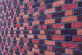 Wall of Kreuzkirche — Stock Photo