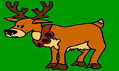 Merry Christmas — Vettoriale Stock