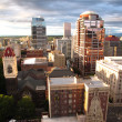 Stock Photo: Downtown Portland
