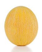 Sweet ripe yellow melon — Stock Photo
